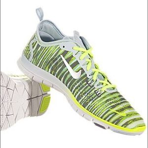NIKE 5.0 TR Fit 4 Print Lightweight Sneakers US 7